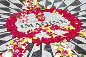Imagine - The John Lennon Memorial Strawberry Fields Memorial, Central Park