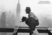 Shooting Men on a Girder Photographer Charles C. Ebbets