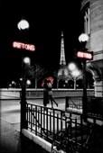 Goodnight Kiss in Paris Paris