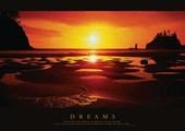 Sunset on the beach  Dreams, Aspirational