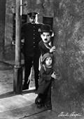 Charlie Chaplin in The Kid Charlie Chaplin