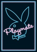 Neon Playboy Bunny Playboy Logo