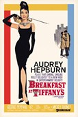 Audrey Hepburn stars in Breakfast at Tiffany's Breakfast at Tiffany's