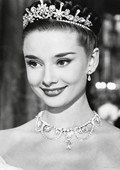 Audrey Hepburn is Princess Ann Roman Holiday