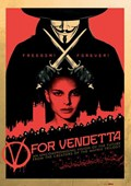 Natalie Portman is Evey V For Vendetta