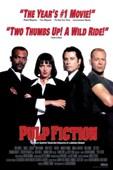 Cinema One Sheet Quentin Tarantino's Pulp Fiction