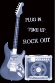 Plug in� Tune Up� Rock Out� X-ray Style Guitar and Amplifier