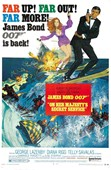 On her Majesty's Secret Service James Bond