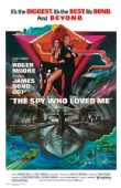 The Spy Who Loved Me Roger Moore is James Bond