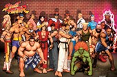 Street Fighter Characters Capcom's Street Fighter