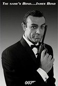 Sean Connery is James Bond The Name's Bond... James Bond.