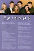 Everything I know in life I learned from... Friends