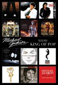 King of Pop Michael Jackson Album Covers