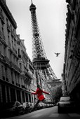 La Veste Rouge Paris Photography