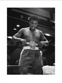 Muhammad Ali – Heavyweight Belt Muhammad Ali