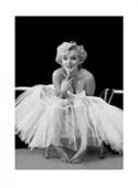 Marilyn Monroe; Ballerina Milton H Greene