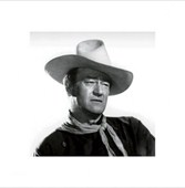 John Wayne Close Up John Wayne