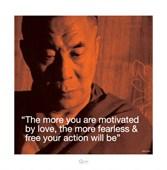 Motivated By Love Dalai Lama
