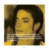Dream of Tomorrow Michael Jackson