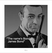 The Name's Bond Sean Connery Quote