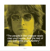 Clap your Hands John Lennon Quote