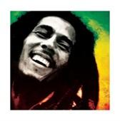 Rasta Colours Bob Marley