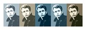 Celebrity Pop Art James Dean