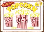 Taste Explosion Hot Buttery Popcorn