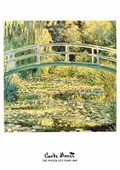 Waterlily Pond Claude Monet