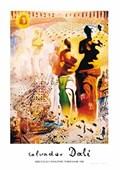 Hallucinogenic Toreador, 1969-70 Salvador Dali