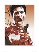 The Wrath of Tony Montana Al Pacino - Scarface