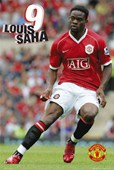 Louis Saha Manchester United Football Club