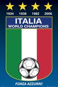 Italia World Champions Italian Football - National Team