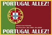 Portugal Allez! Portuguese National Football Team