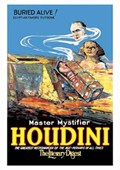 Master Mystifier,  Greatest Necromancer Harry Houdini