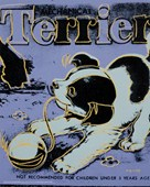 Terrier By Andy Warhol