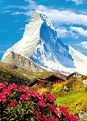 Matterhorn Photography 4 Sheet Wall Mural