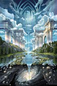 Genesis II by John Stephens The Heavens and the Earth
