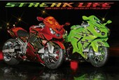 Fastest Street Bikes on the Planet Streak Life