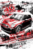 Mini Wins Monte Carlo Rallye 40 Years of The Monte Carlo Rally by Baz Pringle