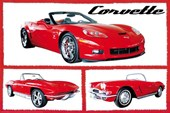 The Evolution of The Corvette Fabulous Corvettes