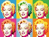 Multiples of Marilyn Marilyn Monroe