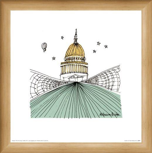 Framed Framed London II - Susie Brooks