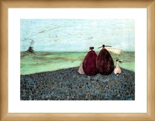 Framed Framed The Same As It Ever Was - Sam Toft