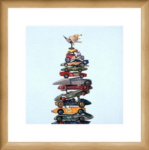 Framed Framed Super Hero High Performance Stack - Jeremy Dickinson