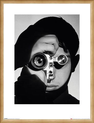 Framed Framed Dennis Stock - Camera - Time Life