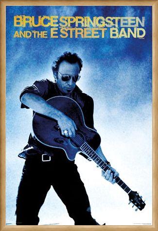 Framed Framed The Boss - Bruce Springsteen