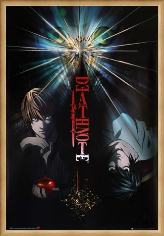 Framed Framed Duo Disaster - Death Note