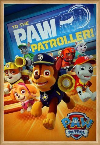 Framed Framed To The Paw Patroller - Paw Patrol