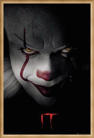 Framed Framed Pennywise Clown - IT